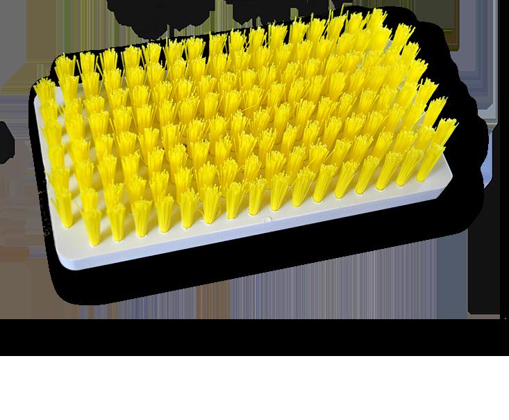 Spare brush